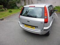 2003 Ford Fusion 1.4 TDCi - £30 a year road tax