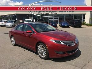 2013 Lincoln MKZ LINCOLN CERTIFIED, 0.9% & EXTRA WARRANTY!