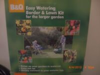 EASY WATERING LAWN AND BORDER KIT