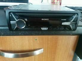 Sony cdx-g3100uv car stereo