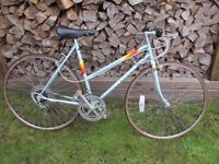 Ladies Vintage Peugeot Premiere Road Bicycle Bike Carbide 103 Frame