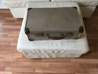 small 'vintage' SUITCASE