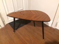 IKEA Wood Veneer Coffee Side Table - Brand New