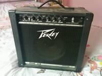 Guitar Amp - Peavey Rage