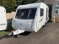 Swift Jura- 2011- 2 berth with end changing room.