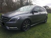 ***63 plate Mercedes b200 amg sport may px/swap