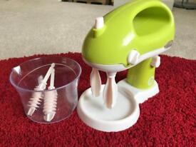 Kids food mixer