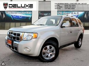 2009 Ford Escape Limited 4X4 3.0L V6