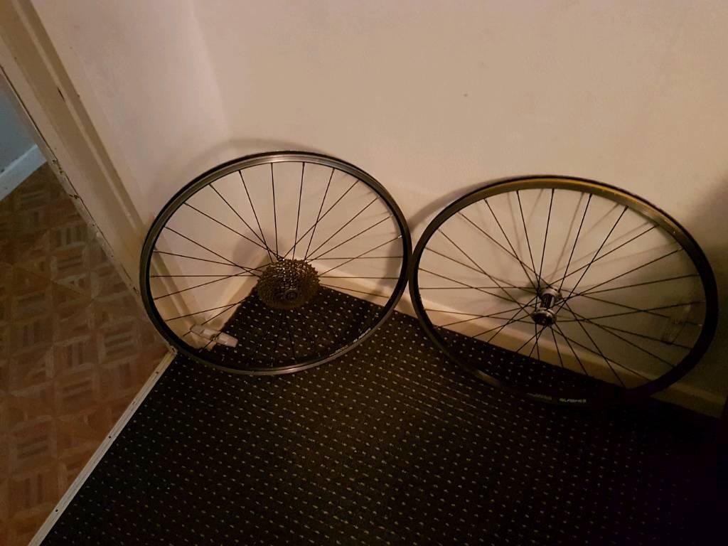 Isla bike wheels