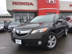 2014 Acura RDX w/Technology Package - Nav, Leather, Backup Camer