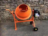 Cement mixer. Never used