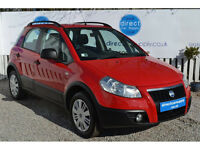 FIAT SEDICI Can't get finance? Bad Credit? Unemployed? We can help!