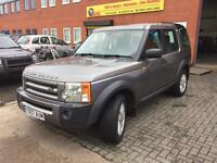 Land Rover Discovery 3 TDV6 SE with sat nav