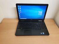 Dell Laptop Core i5-4200U Microsoft Windows 10 Office 4GB RAM Wifi 500GB HDD