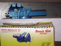 8 Inch vice