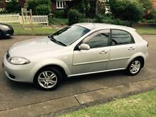 2007 Holden Auto Hatch Low Ks Long Rego Logbooks 2 Keys Mags A1. Meadowbank Ryde Area Preview
