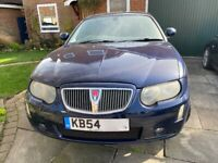 Rover, 75, Saloon, 2004, Other, 2497 (cc), 4 doors