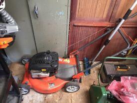 Lawnmower Spairs or repairs