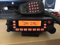 Yaesu FT7900r dual band VHF UHF radio