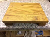 Handmade Oak chopping board