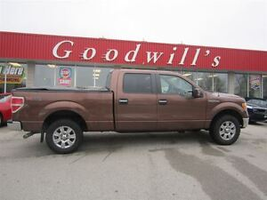 2011 Ford F-150 XLT! CREW CAB! AS TRADED!