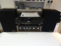 Rare Vintage Sansui amp Audiophile Pioneer PD-8700 and Mission 70 Excellent Condition