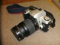 Canon EOS500N 35MM film camera