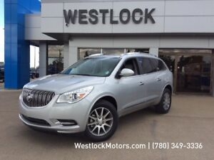 2017 Buick Enclave Leather Heated Leather Seats