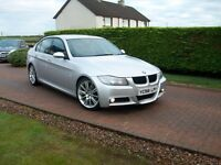 2006 BMW 320 DIESEL MSPORT 6SPEED NEW CLUTCH AND FLYWHEEL JUST FITTED