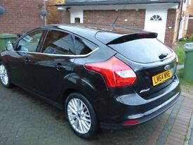 Ford Focus Eco Boost for sale. Immaculate condition, 1 lady owner from new,Full ford service history