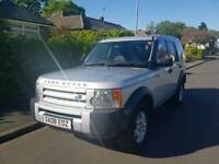 Land Rover Discovery 3 Diesel + 2008 + FSH + 7 SEATS