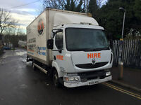 29 2006 56 plate Renault truck low mileage with taillift LEZ compliant - other vans in stock