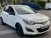 Hyundai i20 2012 (62 reg) 1.2 Petrol in White