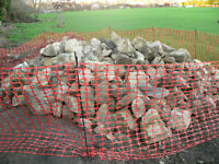 sandstone for sale (approx 5 tonne)