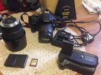 Canon EOS 1200D + Extras