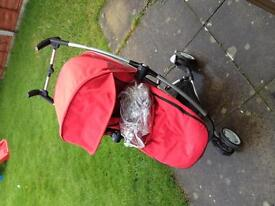 Quinny Xtra Pushchair