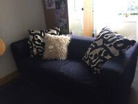 IKEA Klippan sofa - Blue Denim, 2 seater