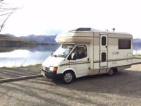 Long term (6 to 12 months) Motor Home Parking