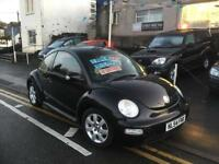 £200 off 54 plate vw beetle, new mot stunning car