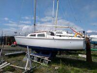 Jaguar 22 Sailing Yacht - Sold