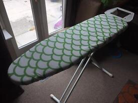 Heavy duty ironing board