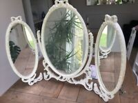 Shabby Chic Dressing Table Mirror