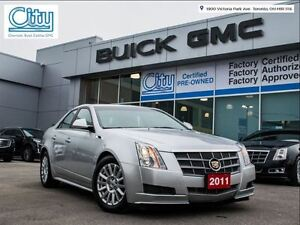 2011 Cadillac CTS Leather
