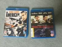 BLU RAY DVDS FOR SALE. X2