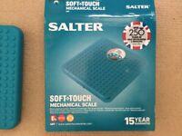 Brand New Salter bathroom scales £10