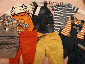 3-6 months boys bundle inc some BNWT