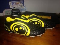 Optimum Rugby Boots Size 8 worn once excellent condition