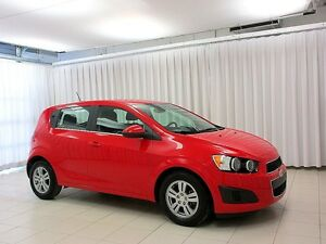 2016 Chevrolet Sonic EXPERIENCE IT FOR YOURSELF!! LT TURBO 5DR H