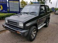 1993 Daihatsu sportrak 1.6 manual 4x4