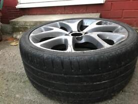 Bargain Vauxhall corsa vxr Alloy with wheel for sale
